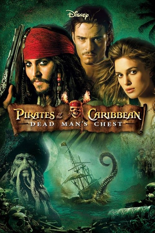 Key visual of Pirates of the Caribbean: Dead Man's Chest
