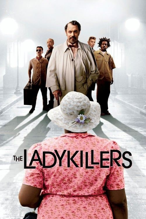 Key visual of The Ladykillers