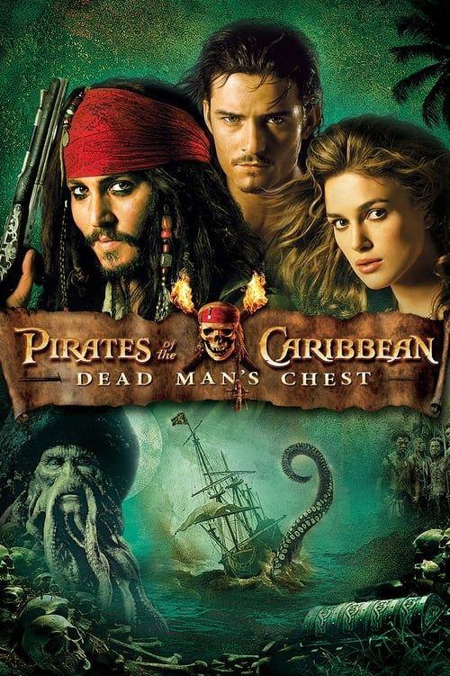 Key visual ofPirates of the Caribbean: Dead Man's Chest