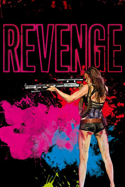 Key visual of Revenge