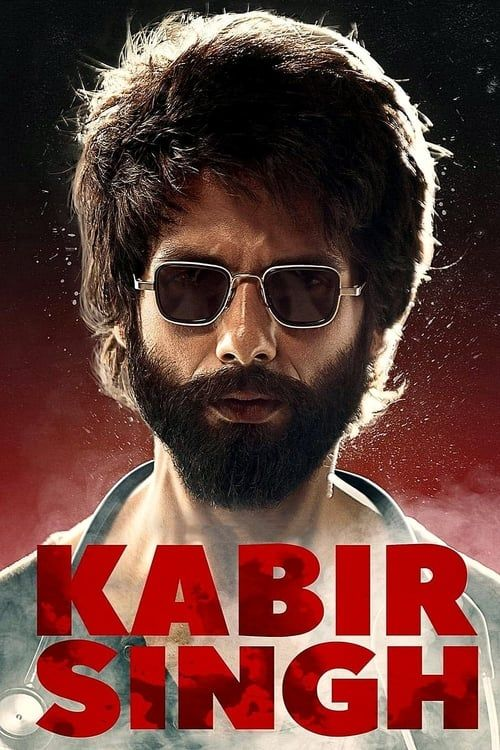Key visual of Kabir Singh