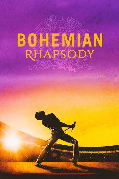 Key visual of Bohemian Rhapsody