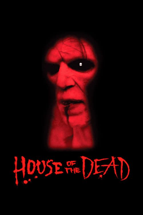 Key visual ofHouse of the Dead