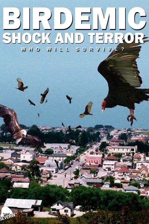 Key visual ofBirdemic: Shock and Terror