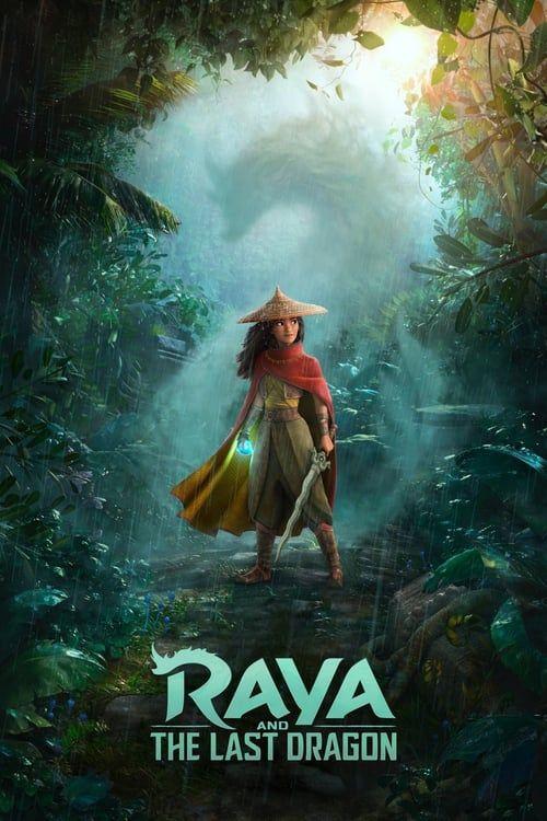 Key visual of Raya and the Last Dragon