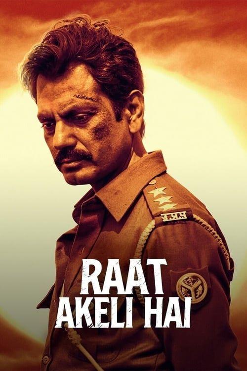 Key visual of Raat Akeli Hai