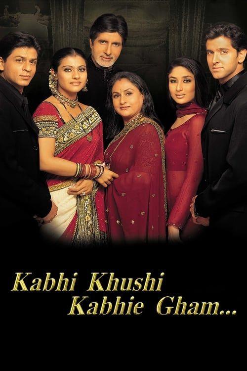 Key visual of Kabhi Khushi Kabhie Gham