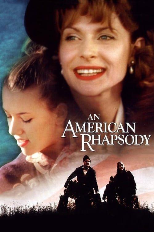 Key visual of An American Rhapsody