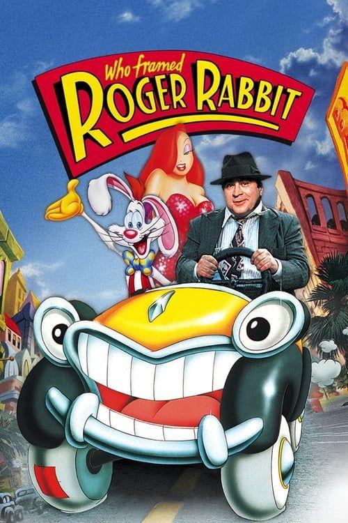 Key visual ofWho Framed Roger Rabbit