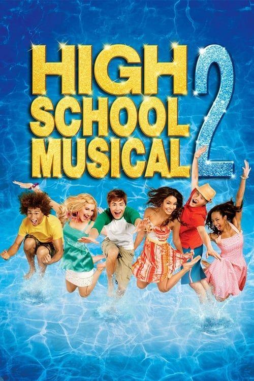 Key visual of High School Musical 2