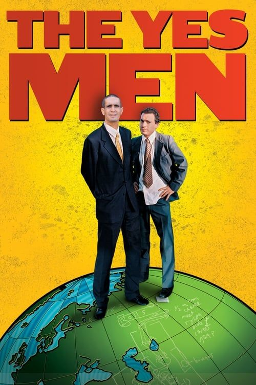 Key visual of The Yes Men