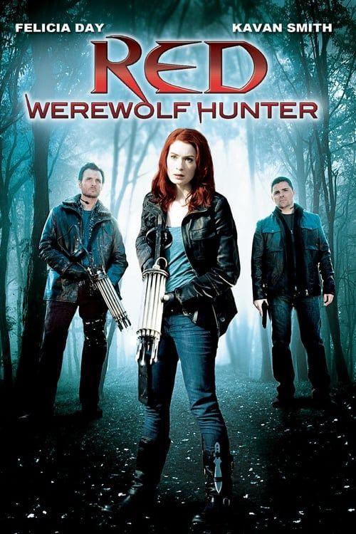 Key visual of Red: Werewolf Hunter