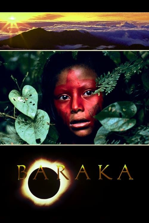 Key visual of Baraka
