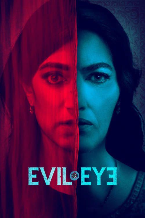 Key visual of Evil Eye