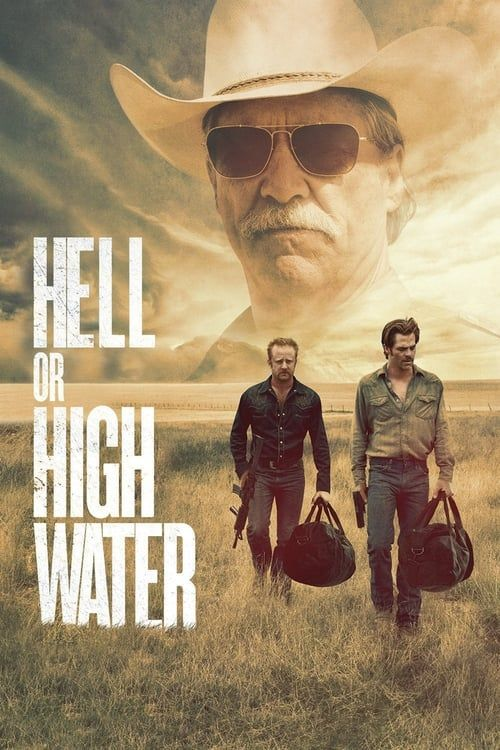 Key visual of Hell or High Water