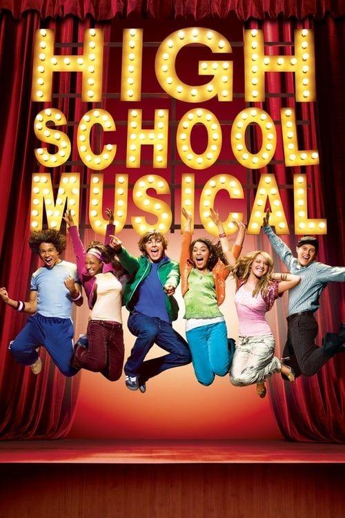 Key visual of High School Musical