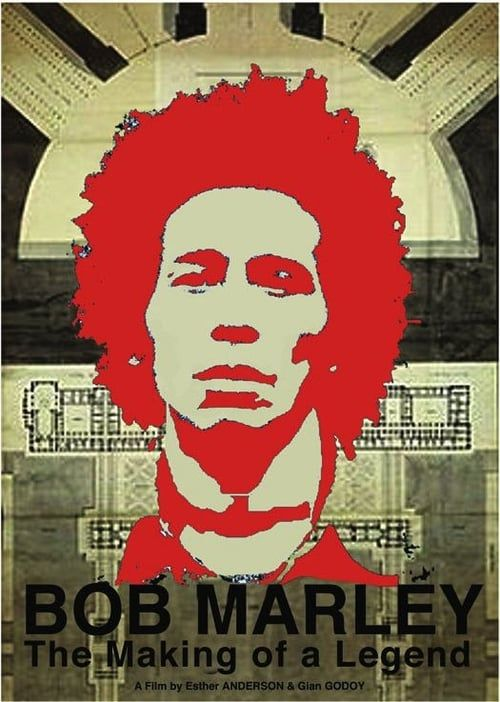 Key visual of Bob Marley: The Making of a Legend