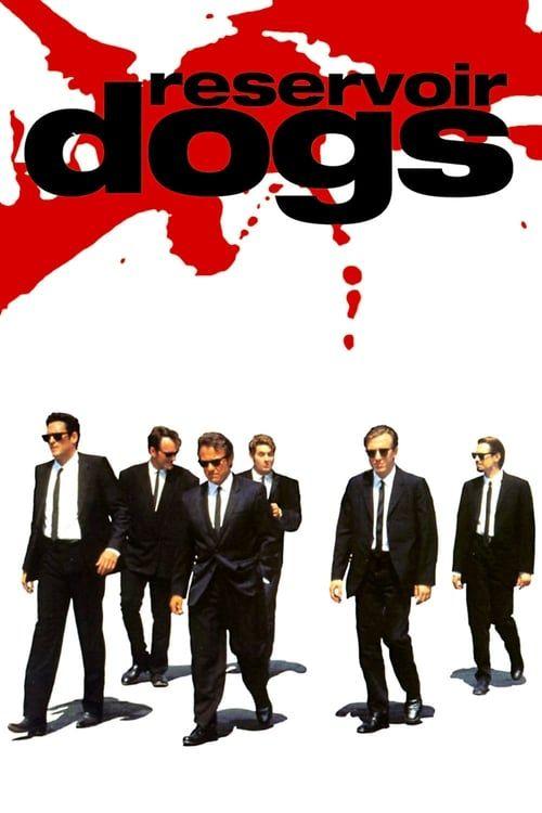 Key visual of Reservoir Dogs