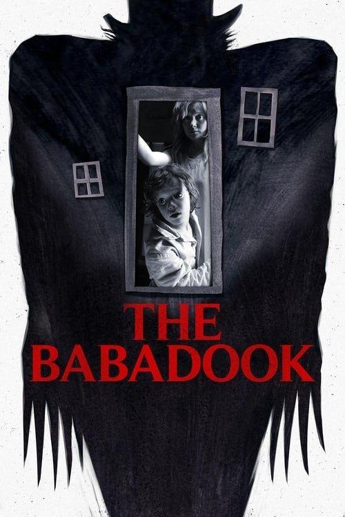 Key visual of The Babadook