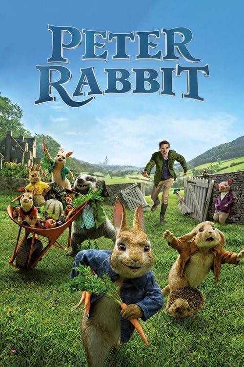 Key visual of Peter Rabbit