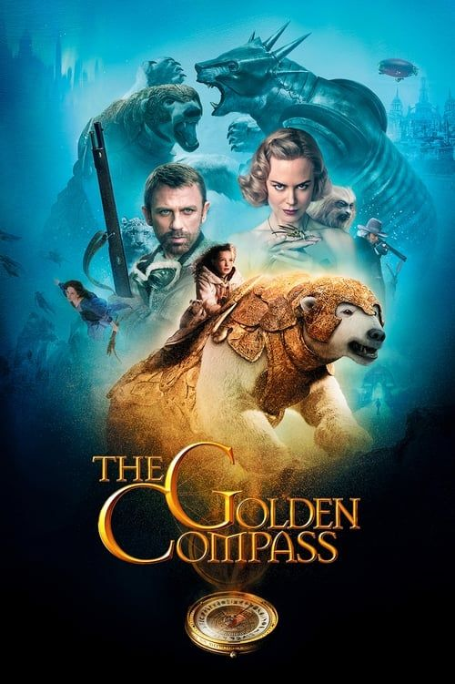 Key visual of The Golden Compass