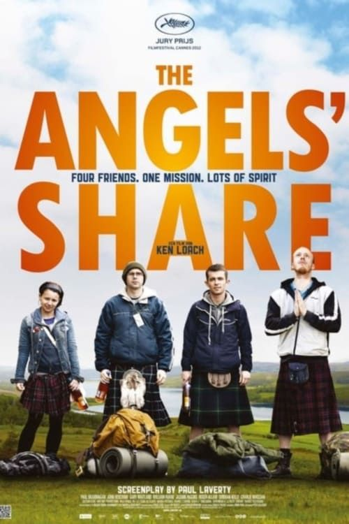 Key visual of The Angels' Share