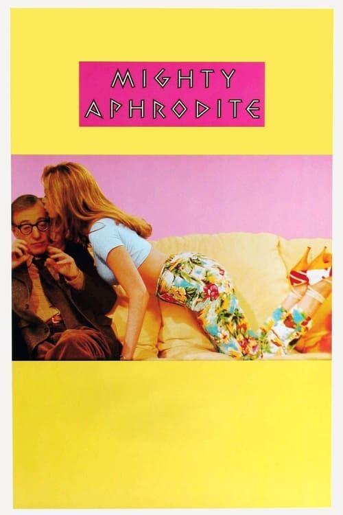 Key visual of Mighty Aphrodite