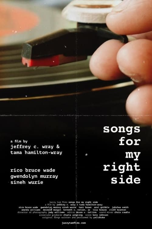 Key visual ofSongs For My Right Side