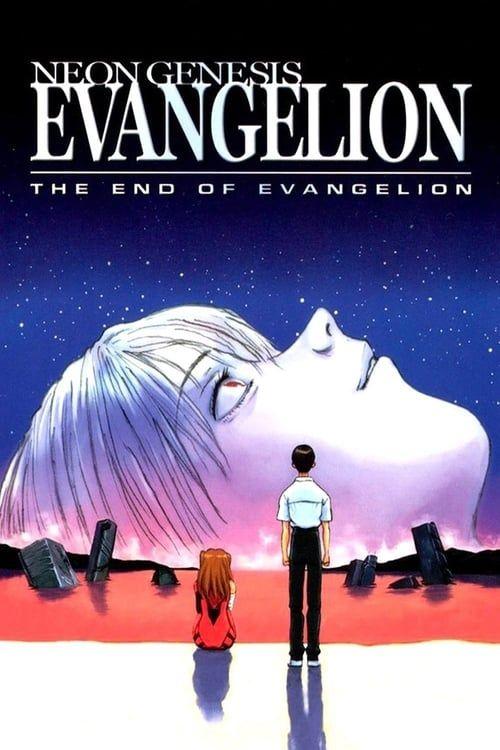 Key visual ofNeon Genesis Evangelion: The End of Evangelion