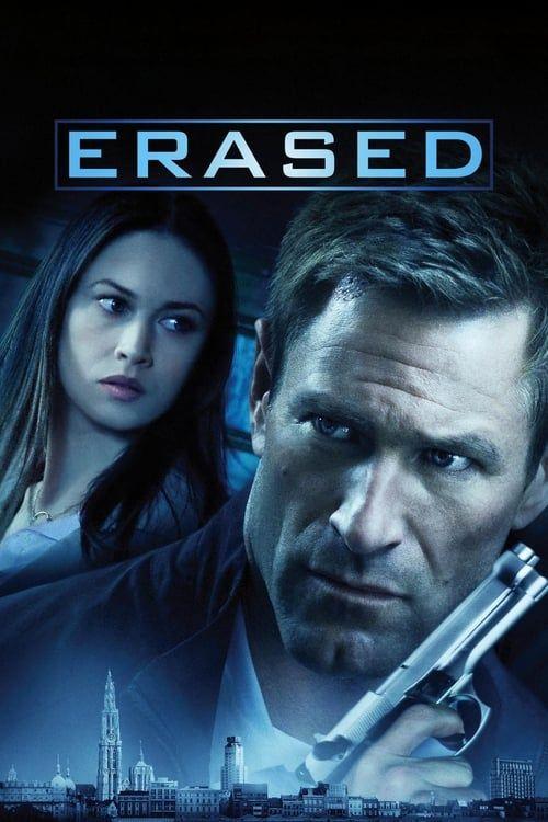 Key visual of Erased
