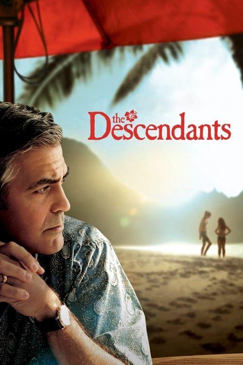 Key visual of The Descendants