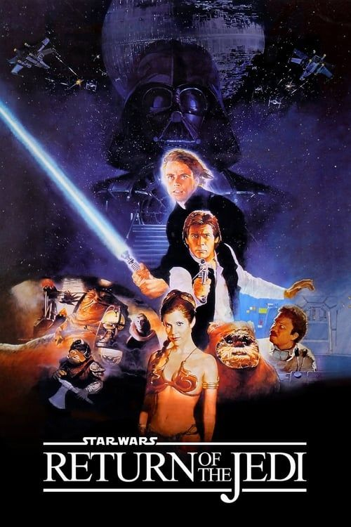 Key visual of Return of the Jedi
