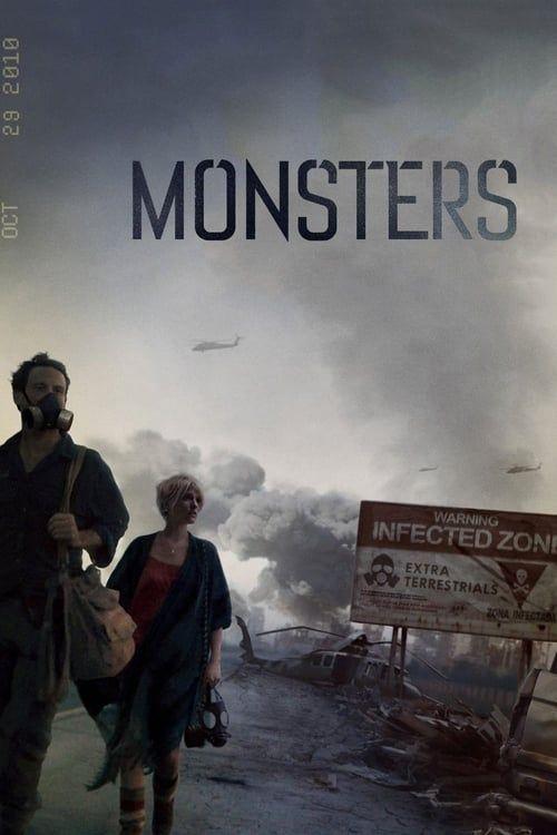 Key visual of Monsters