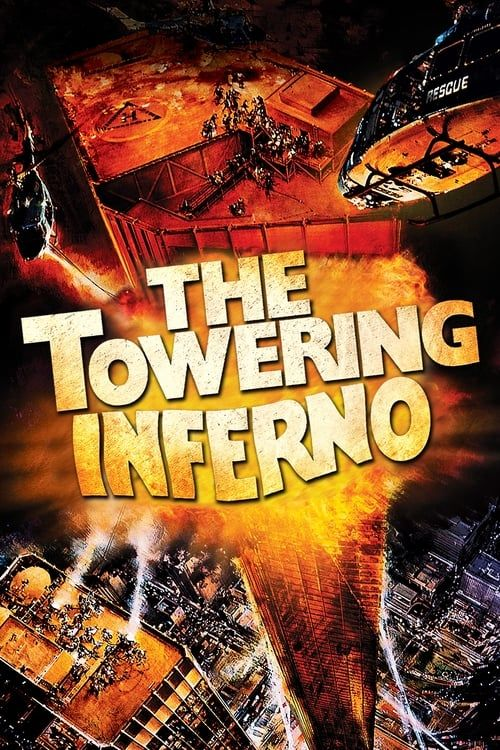 Key visual of The Towering Inferno