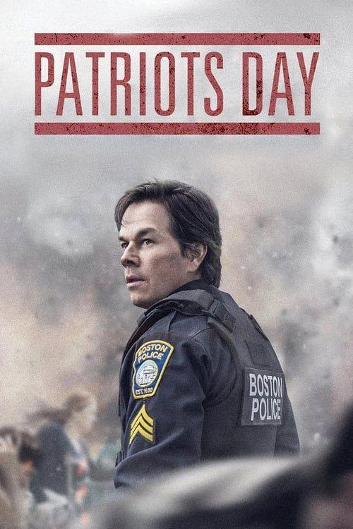 Key visual of Patriots Day