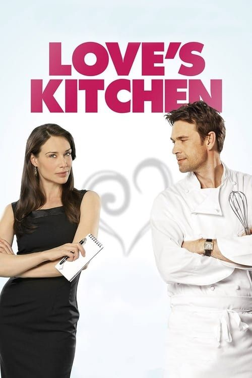 Key visual of Love's Kitchen