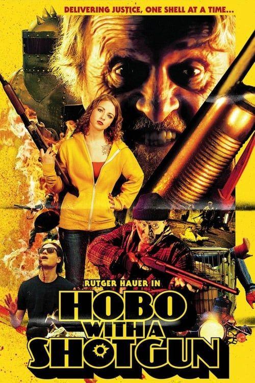 Key visual of Hobo with a Shotgun