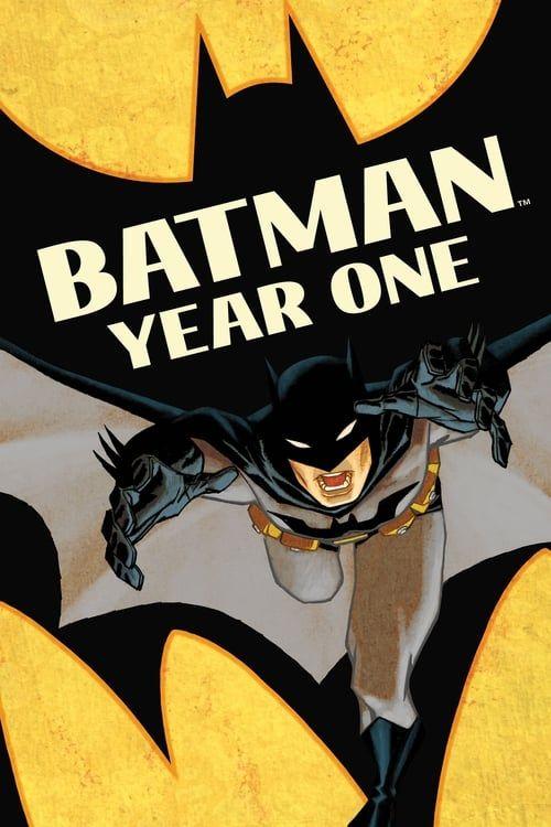 Key visual of Batman: Year One