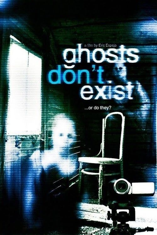 Key visual of Ghosts Don't Exist