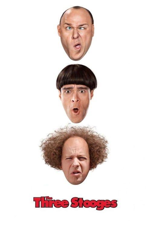 Key visual of The Three Stooges