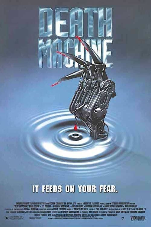 Key visual of Death Machine