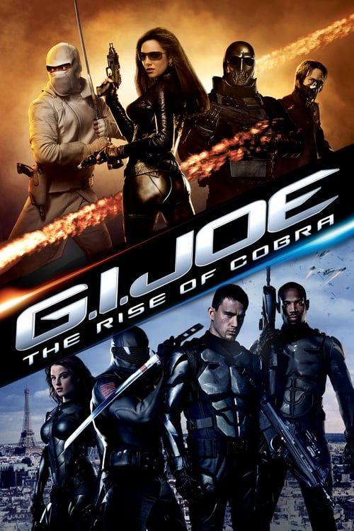 Key visual of G.I. Joe: The Rise of Cobra