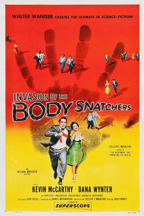 Key visual of Invasion of the Body Snatchers