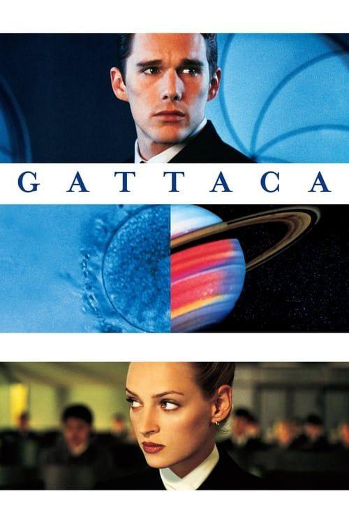 Key visual of Gattaca