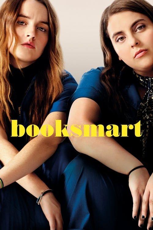 Key visual of Booksmart