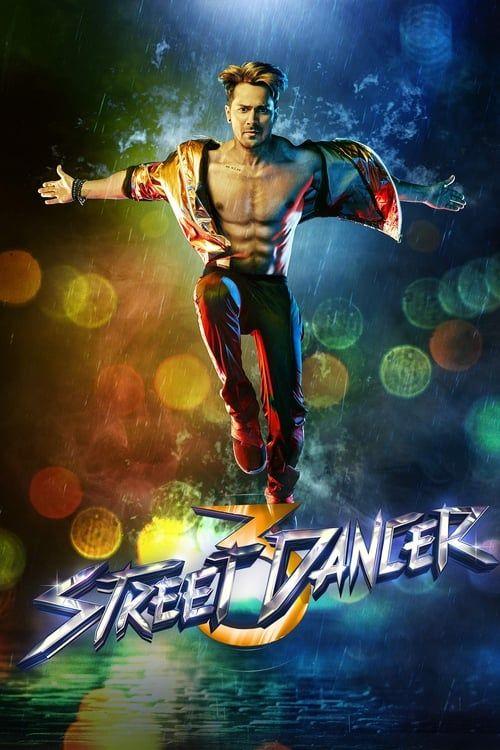 Key visual of Street Dancer 3D