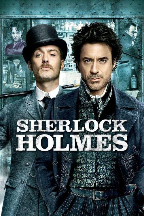 Key visual of Sherlock Holmes