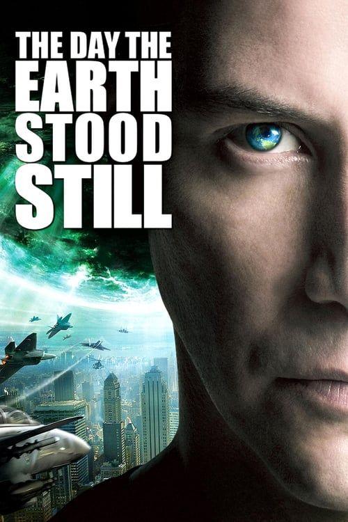 Key visual ofThe Day the Earth Stood Still