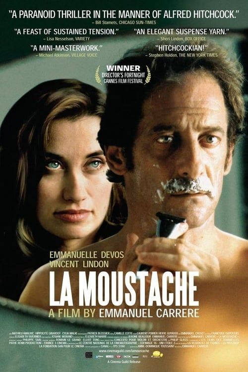 Key visual of The Moustache