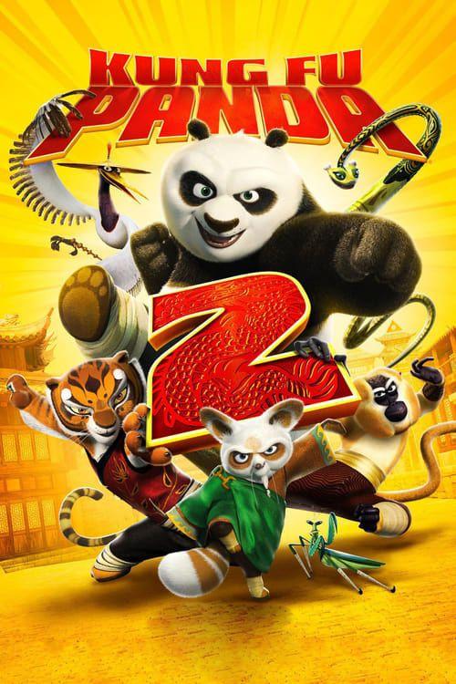 Key visual of Kung Fu Panda 2